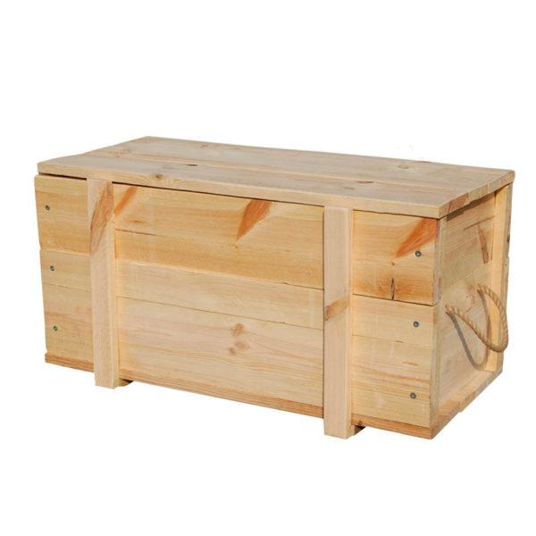 Drewniana skrzynia WoodsonDeko