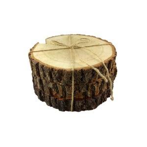 Plastry drewna WoodsonDeko - ekologiczna dekoracja