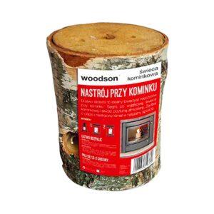 Świeca kominkowa Woodson