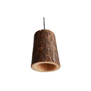 Lampa z pieńka Woodson DEKO